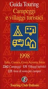 Campeggi e villaggi turistici 1998
