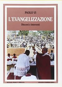 L'evangelizzazione