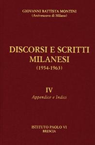 Discorsi e scritti milanesi