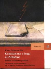 Costituzione e leggi di Antigone