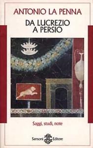 Da Lucrezio a Persio