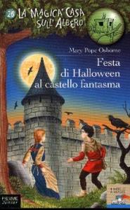 Halloween al castello fantasma