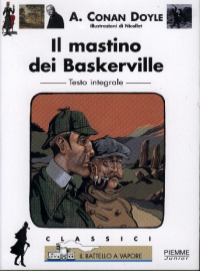 Il mastino dei Baskerville / Arthur Conan Doyle ; illustrazioni di Nicollet ; traduzione di Maria Bastanzetti