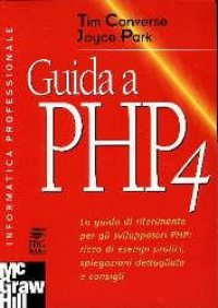 Guida a PHP 4