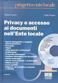 Privacy e accesso ai documenti nell'ente locale