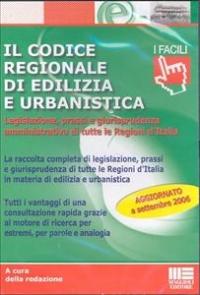 Il codice regionale di edilizia e urbanistica