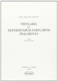 Vidularia et deperditarum fabularum fragmenta