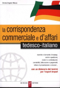 Corrispondenza commerciale e d'affari tedesco-italiano