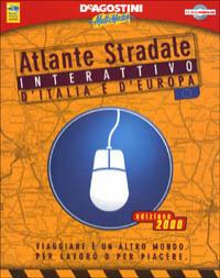 Atlante stradale interattivo d'Italia e d'Europa