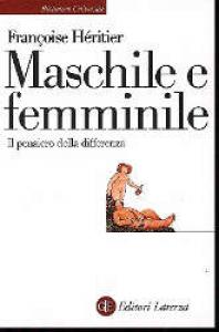Maschile e femminile