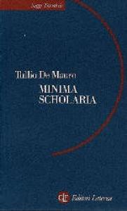 Minima scholaria
