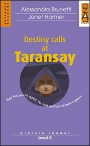 Destiny calls at Taransay