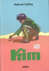 Kim / Rudyard Kipling ; tavole a colori di Arturo Bonfanti