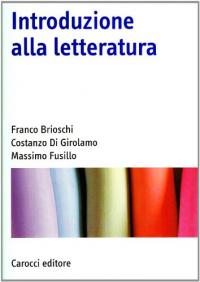 Introduzione alla letteratura
