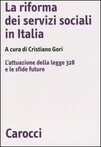 La riforma dei servizi sociali in Italia