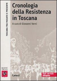 Cronologia della Resistenza in Toscana