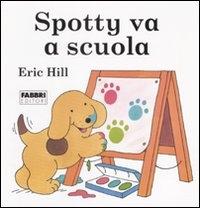Spotty va a scuola