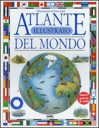 Atlante illustrato del mondo