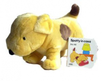 Spotty gioca