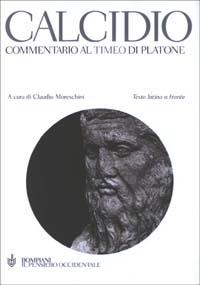 Commentario al Timeo di Platone