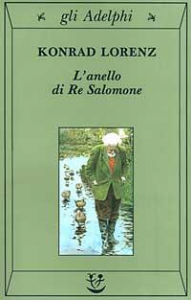L'anello di re Salomone / Konrad Lorenz