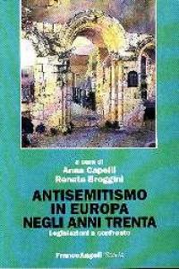 Antisemitismo in Europa negli anni Trenta