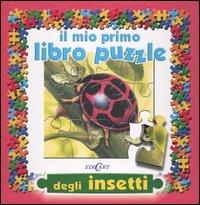 Il mio primo libro puzzle degli insetti