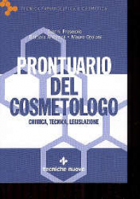 Prontuario del cosmetologo