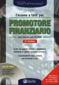 L' esame  a  test  per  promotore   finanziario