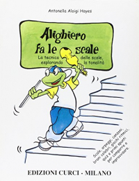 Alighiero fa le scale