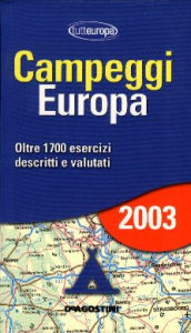Campeggi Europa 2003