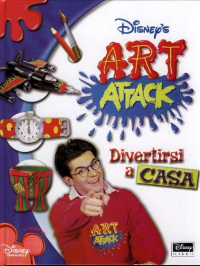 Disneyاs Art attack