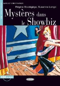 Mystères dans le showbiz