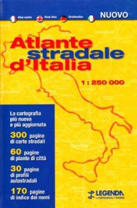Atlante stradale d'Italia