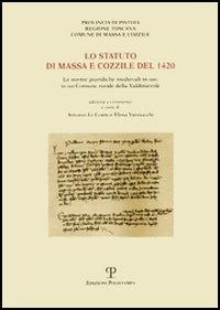 Lo statuto di Massa e Cozzile del 1420