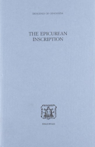 The Epicurean inscription