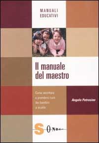 Il manuale del maestro