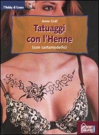 Tatuaggi con l'henne (con cartamodello)