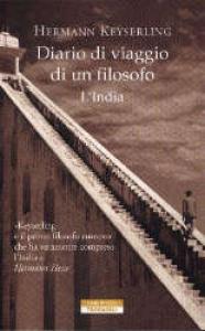 Diario di viaggio di un filosofo. L'India