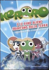 Keroro e le rane aliene sbarcano sulla Terra