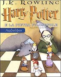 Harry Potter e la pietra filosofale [DOCUMENTO SONORO]