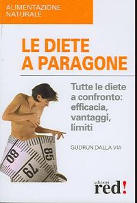 Le diete a paragone