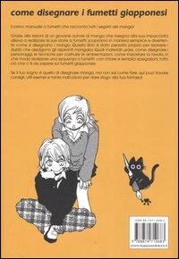 Tecniche Manga : come disegnare i fumetti giapponesi / [Deleter]