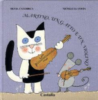 Martino, un gatto e un violino