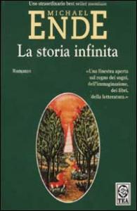 La storia infinita : dalla A alla Z con capilettera di Otto Hupp / Michael Ende ; traduzione di Amina Pandolfi