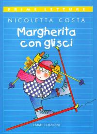 Margherita con gli sci