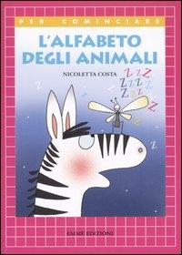 L'alfabeto degli animali / Nicoletta Costa