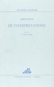 De interpretatione