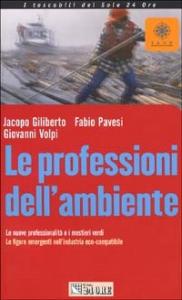 Le professioni dell'ambiente
