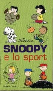 Snoopy e lo sport